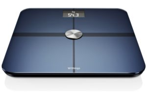 Test Personenwaage - Withings Smart Body Analyzer, schwarz